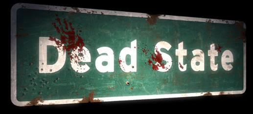 Dead State logo