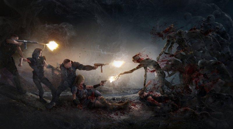 zombie boy игры